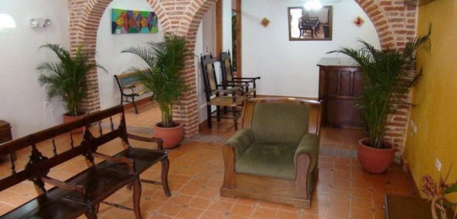 Areas comunes Fuente Casa Tatis Facebook 3